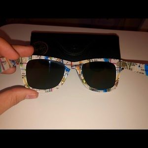 Ran-Ban sunglasses